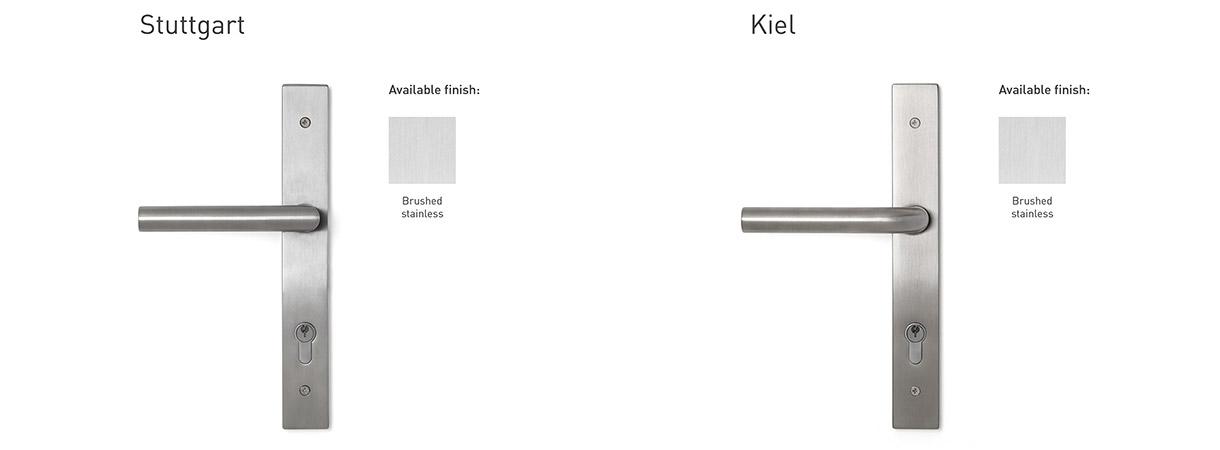 Centor Bi-Fold Door Handles
