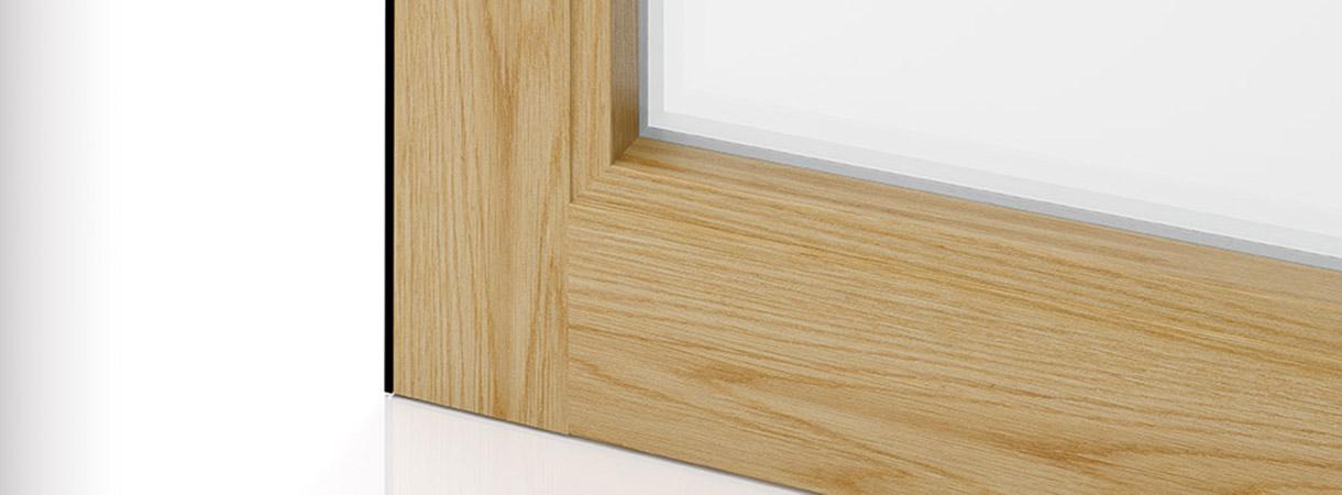 Centor Bi-Fold Wood Doors Witney