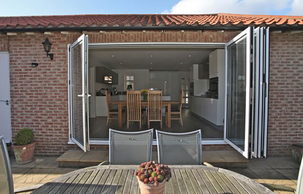 Essential Aluminium Bi-Folding Doors 3