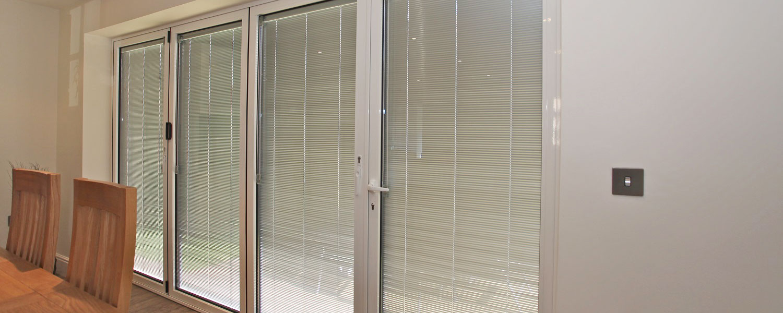 Essential Aluminium Bi-Folding Doors 1