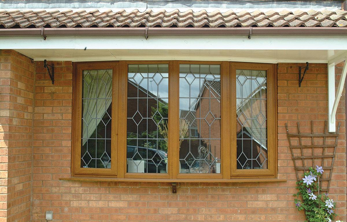 PVC-u Rebated Timber Look Casements 3