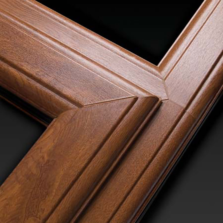 PVC-u Rebated Timber Look Casements 5